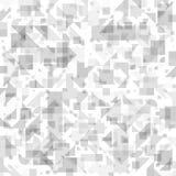Nahtloses geometrisches, Weinlesemuster mit Lizenzfreie Stockfotografie
