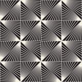 Nahtloses Gittermuster des Vektors Moderne stilvolle Beschaffenheit mit einfarbigem Gitter Wiederholen des geometrischen Gitters  stockbild