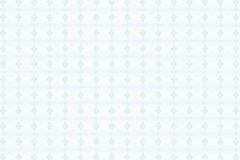 Nahtloses grünes Muster lizenzfreie abbildung