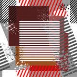 Nahtloses grunge strukturierter Hintergrund Lizenzfreies Stockfoto