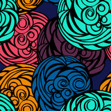 Nahtloses helles Muster Stockfoto