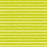 Nahtloses helles Muster des Vektors mit Gekritzelstreifen Gezeichnet durch Han Stockfotos
