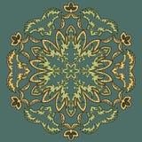 Nahtloses islamisches Muster Lizenzfreies Stockbild