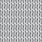 Nahtloses Küchen-Tischbesteck-Messer-Muster Lizenzfreies Stockfoto