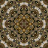 Nahtloses keltisches Muster 007 Stockbilder