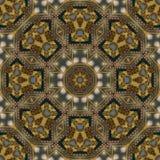 Nahtloses keltisches Muster 005 Stockbild