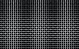 Nahtloses Metallineinander greifen Stockfoto