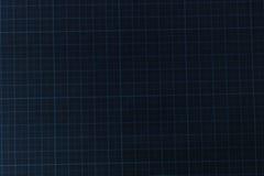 Nahtloses Millimeter Zeichenpapier mit Maßeinteilung Stockfoto