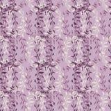Nahtloses mit Blumenmuster der Weinlese Stockfoto