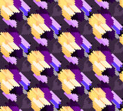 Nahtloses modernes geometrisches Muster Stockbilder