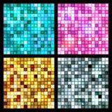 nahtloses Mosaik des Spiegels 4 Lizenzfreie Stockfotografie