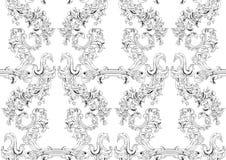 Nahtloses Muster Stockfotos