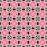 Nahtloses Muster Abstrack-Hintergrundes Lizenzfreies Stockfoto