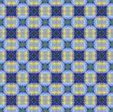 Nahtloses Muster Abstrack-Hintergrundes Stockfoto