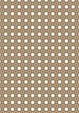 Nahtloses Muster abstrakter Hintergrund Lizenzfreie Stockfotografie