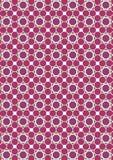 Nahtloses Muster abstrakter Hintergrund Lizenzfreie Stockfotos