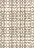 Nahtloses Muster abstrakter Hintergrund Stockfoto