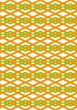 Nahtloses Muster abstrakter Hintergrund Lizenzfreie Stockbilder