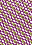 Nahtloses Muster abstrakter Hintergrund Stockbild