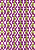 Nahtloses Muster abstrakter Hintergrund Lizenzfreies Stockfoto