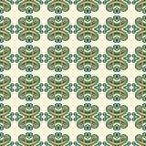 Nahtloses Muster Abstraktes geometrisches Stockfotos