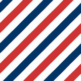 Nahtloses Muster Barber Poles Stockfoto