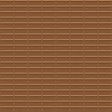 Nahtloses Muster Browns mit geometrischen Elementen Lizenzfreies Stockbild