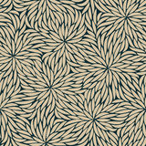 Nahtloses Muster der abstrakten Anschlagblumen Stockbilder