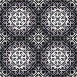 Nahtloses Muster der Arabeske. Lizenzfreies Stockbild