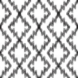 Nahtloses Muster der Arabeske vektor abbildung
