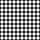 Nahtloses Muster in der arabischen Art arabeske Stockbilder
