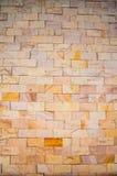Nahtloses Muster der Backsteinmauer Stockfotografie