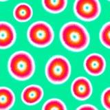 Nahtloses Muster der Bindungsfärbung Stockbilder