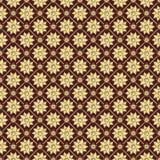 Nahtloses Muster der Blume lizenzfreie abbildung