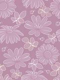 Nahtloses Muster der Blume. Lizenzfreie Stockfotos
