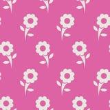Nahtloses Muster der Blume Lizenzfreie Stockfotografie