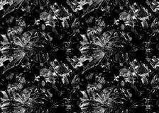 Nahtloses Muster der exotischen Geometrie Stockfoto