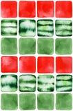 Nahtloses Muster der frischen Sommerzeitwassermelone stock abbildung