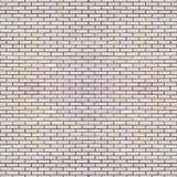 Nahtloses Muster der hellbraunen Backsteinmauer, Hintergrundbeschaffenheit Stockfotos