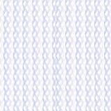 Nahtloses Muster der Illustration des blauen Halbrundes Lizenzfreies Stockbild