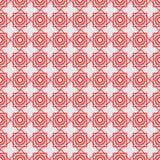 Nahtloses Muster in der islamischen Art Stockbilder