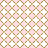Nahtloses Muster in der islamischen Art stock abbildung
