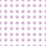 Nahtloses Muster der modernen Aquarellart mit Lavendel, Beschaffenheitshintergrund Botanische Illustration Stockfoto