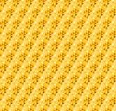 Nahtloses Muster der modernen Goldart Mit zusätzlichem Format Weihnachten b Stockfotografie