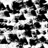 Nahtloses Muster der mutigen Pinselstriche Vektorvorlage ist- zum Download betriebsbereit Abstrakter Hintergrund von verschiedene Lizenzfreies Stockbild