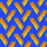 Nahtloses Muster in der Retro- Art Lizenzfreies Stockfoto