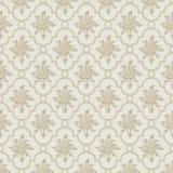 Nahtloses Muster der romantischen Pastellrosen Lizenzfreie Stockfotos