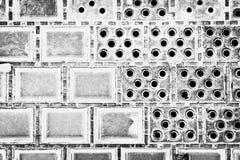 Nahtloses Muster der Schätzcheneule Lizenzfreies Stockfoto