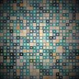 Nahtloses Muster der Schmutzfliese Stockfoto