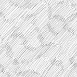 Nahtloses Muster der Skizze stock abbildung